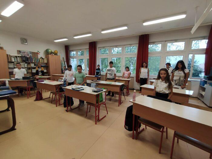 4. osztály