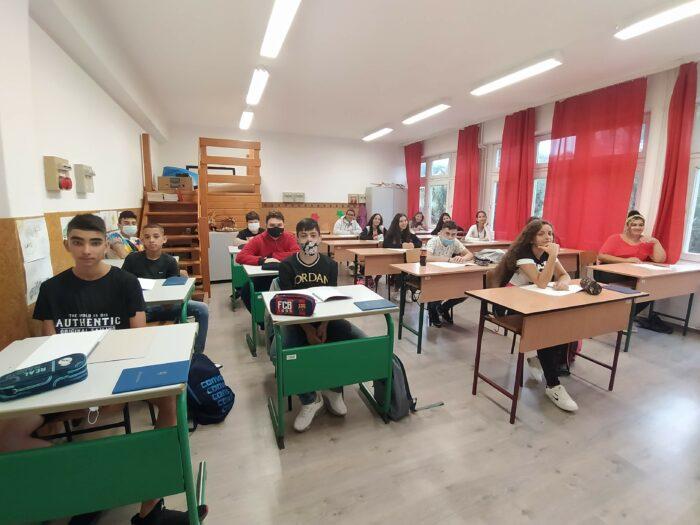 8. osztály
